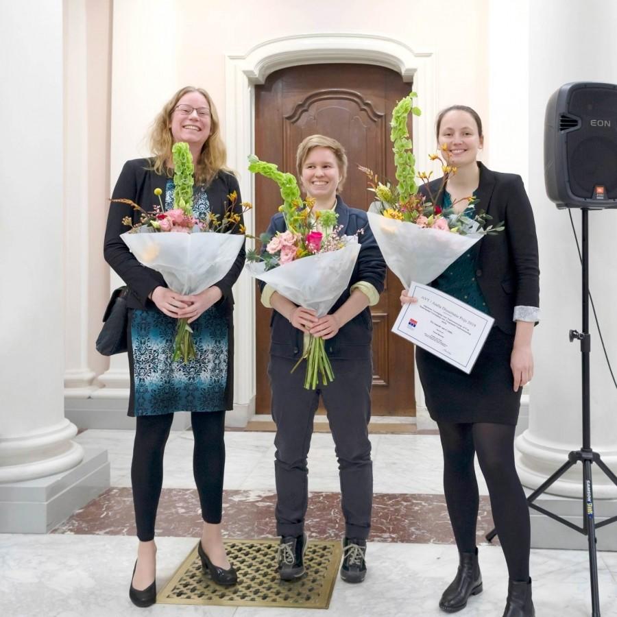 Genomineerden Dissertatieprijs 2018